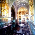 Catedral Almería interior